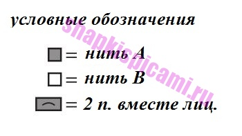 условные обозначения к схемам